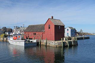 Rockport (CDP), Massachusetts Census-designated place in Massachusetts, United States