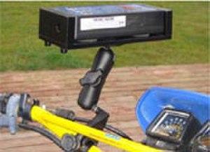 Brake tester - A decelerometer mounted to handlebars