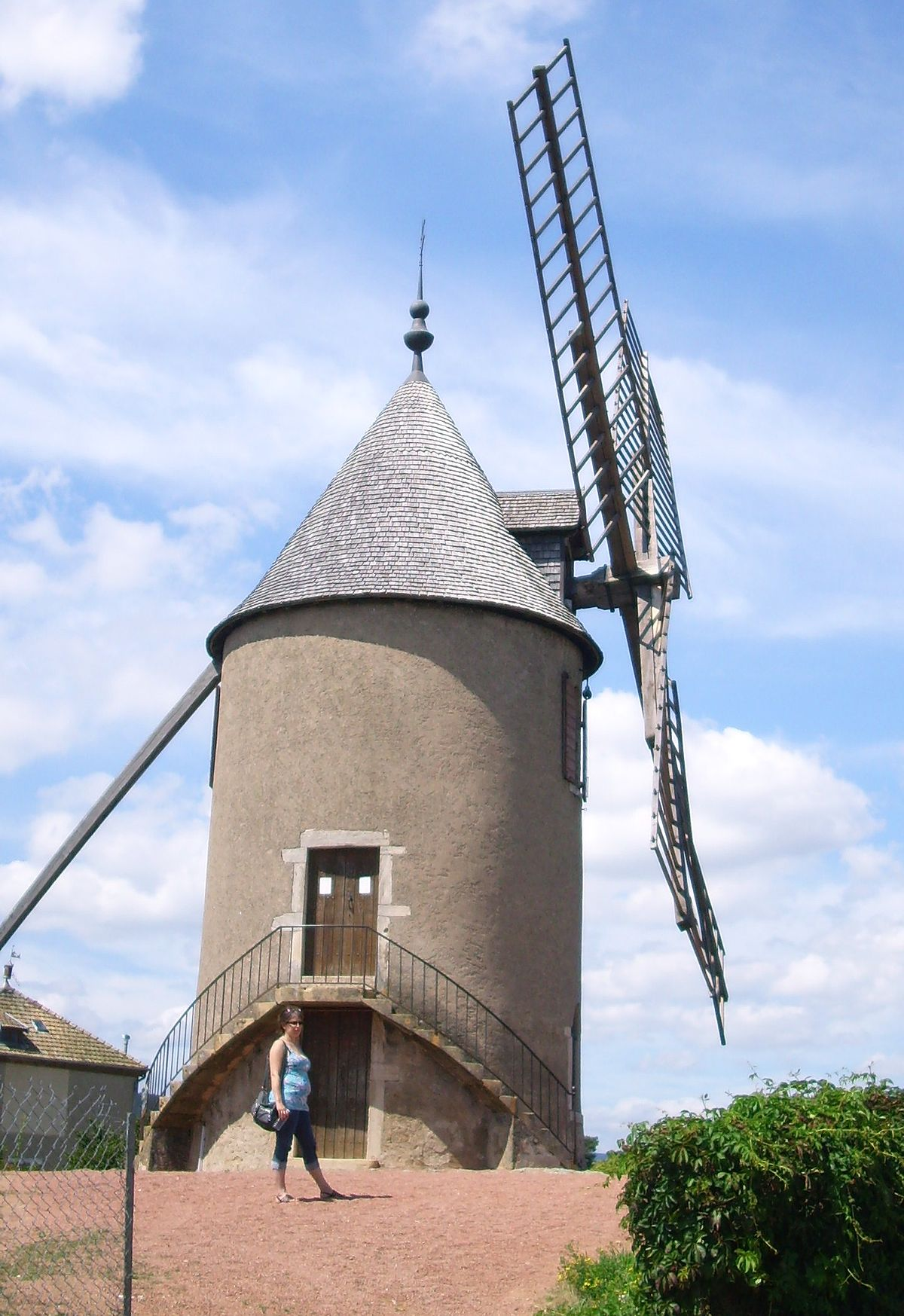 Moulin 224 Vent Aoc Wikipedia