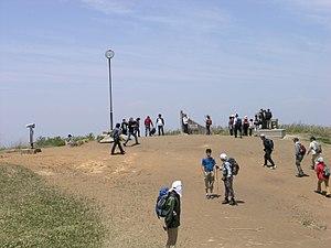 Mount Yamato Katsuragi - Image: Mount Yamatokatsuragi 06