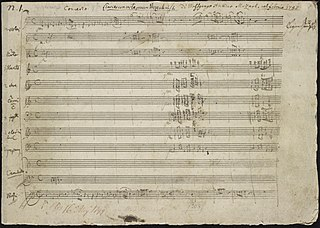 Piano Concerto No. 21 (Mozart) composition by Wolfgang Amadeus Mozart