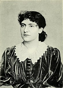Mrs Eleanor Marx Aveling, daughter of Karl Marx.jpg