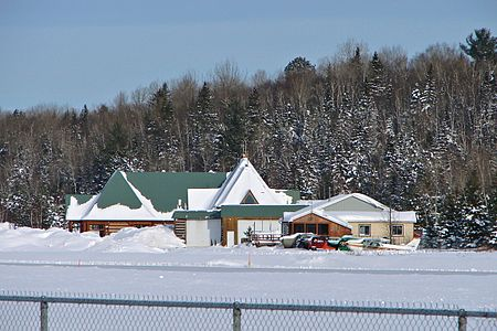 Lapangan Terbang Antarabangsa Mont Tremblant Inc