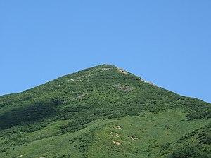 Niseko, Hokkaido - Summer in Niseko Annupuri, one of the most famous mountains for downhill skiing in Hokkaido.