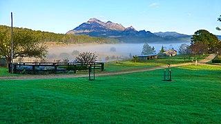Mount Barney, Queensland Suburb of Scenic Rim Region, Queensland, Australia