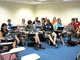Multimedia Roundtable - Wikimania 2013 - 04.jpg
