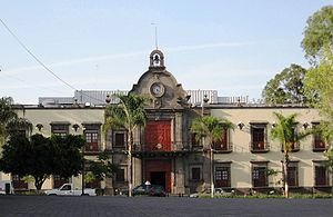 Zapopan - Municipal Palace of Zapopan (City Hall)