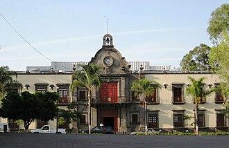 Zapopan - Municipal Palace of Zapopan (City Hall)