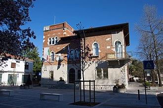 Ronchi dei Legionari - Image: Municipio Ronchi dei Legionari