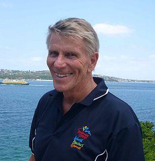 Murray Rose Australian swimmer, Olympic gold medalist, former world record-holder