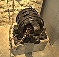 Musée de la conserverie Alexis Le Gall - Moteur électrique asynchone triphasé.jpg