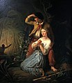Musée du quai Branly Peintures des lointains Anonyme d'après Schopin Paul et Virginie 03012019 6329.jpg