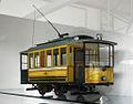 Museo Scienza Tecnica modello tram Edison.JPG