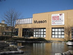 Museon - Museon museum of science, The Hague, Netherlands.
