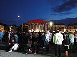 Music performances at Cowes Yacht Haven during Cowes Week 2011 5.JPG