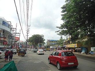 Muvattupuzha - Muvattupuzha Town (Kacherithazham)
