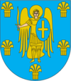 Coat of arms of Myronivka Raion