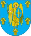 Huy hiệu của Huyện Myronivka