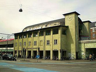 Nørrebro station - Image: Nørrebro Station, Copenhagen