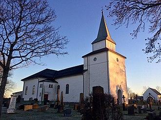 Nøtterøy - Nøtterøy church