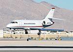 N277QS 2002 Dassault Aviation FALCON 2000 C-N 177 (5395169730).jpg