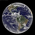 NASA GOES-13 Full Disk view of Earth September 24, 2010 (5021482046).jpg