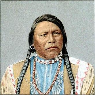 Uncompahgre Ute - Ouray (Ute leader)
