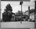 NORTH REAR OF EAST WING - Plains School, Bond Street (opposite Paschal Street), Plains, Sumter County, GA HABS GA,131-PLAIN,18-11.tif