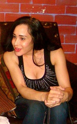 Nadya Suleman (aka Octomom) at Ha Ha Cafe - 2011.jpg