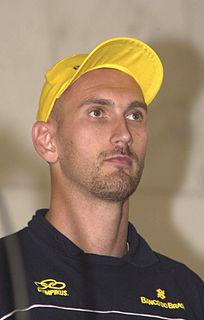 Nalbert Bitencourt Brazilian volleyball player