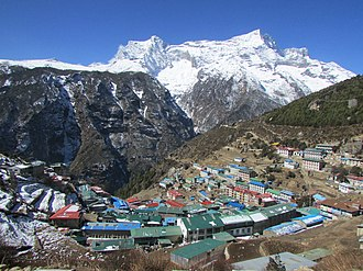 Solukhumbu District - Namche Bazaar