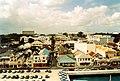Nassau Bahamas, view from cruise ship, May 1992 03.jpg