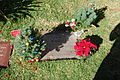 Natalie Wood Wagner grave at Westwood Village Memorial Park Cemetery in Brentwood, California.JPG