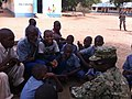 Navy Seabee originally From Kenya talks to Kenyan students 120227-N-XX999-001.jpg