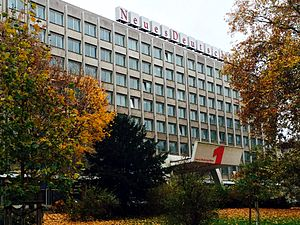 Neues Deutschland - Current Editor's office building in Berlin