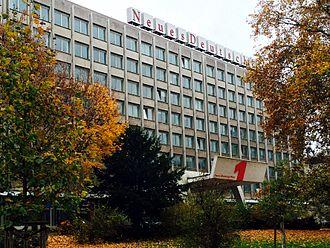 Neues Deutschland - Current Editor's office building in Berlin