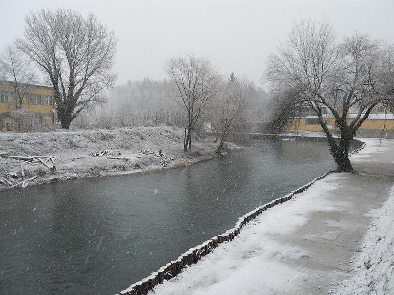 File:Neve a Rieti - mattina 1 febbraio 2012 - Velino, 1.JPG