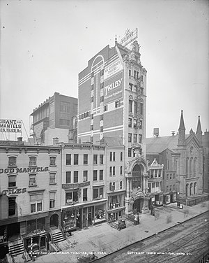Old New York 300px-New_Amsterdam_Theater_-_42nd_St._-_New_York_Vity_1905