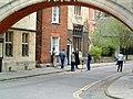 New College Lane, Oxford (detail) - geograph.org.uk - 1660.jpg