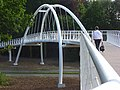 New footbridge, Easthampstead - geograph.org.uk - 876418.jpg