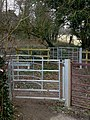 New kissing gates installed - geograph.org.uk - 1711401.jpg