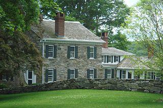 New Preston Hill Historic District United States historic place