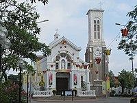 Nhà thờ hạnh thông tây, đường quang trung, Gò vấp tp Hcm vn - panoramio.jpg