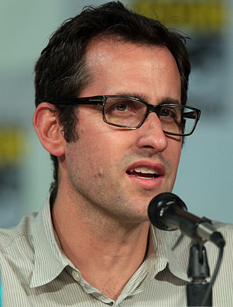 Nicholas Wootton - Wootton at the 2014 Comic-Con International