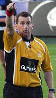 Nigel Owens Rugby player