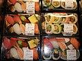 Nijiya Market nigiri & combo sushi.JPG