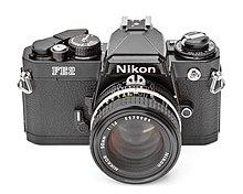 nikon fe2 wikipedia rh en wikipedia org nikon f2 user manual Nikon FM