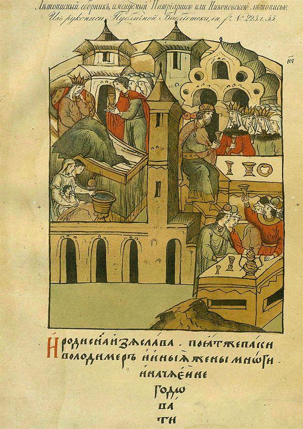East Slavic Russian Writing 8