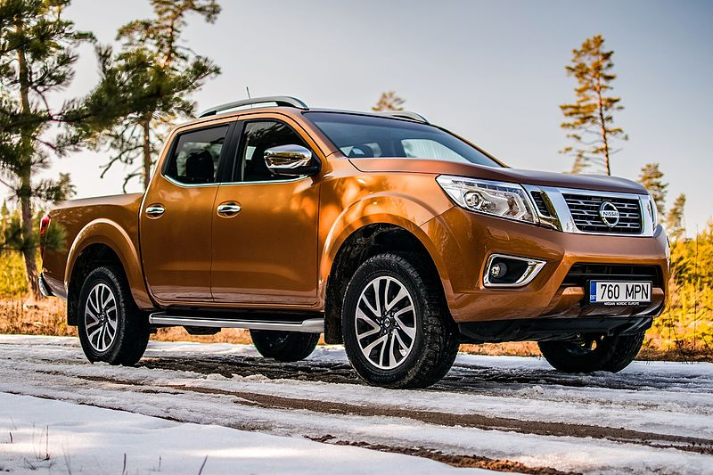 Nissan Navara Pick-Up Truck