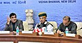 Nitin Gadkari chairing the 14th Meeting of the Special Committee for Interlinking of Rivers, in New Delhi.jpg